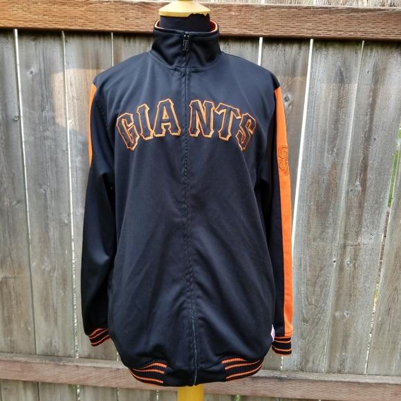 6d7dc31bef3 Stitches Jackets & Coats   San Francisco Giants Mlb Baseball Jacket ...
